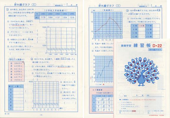 練習帳D-22(4年生用) 小学生教材