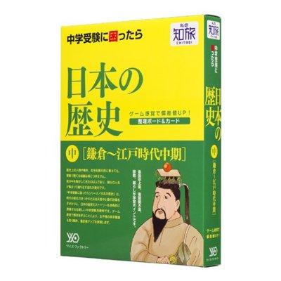 日本の歴史 中巻(鎌倉〜江戸中期)