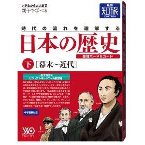 日本の歴史 下巻(幕末〜近代)